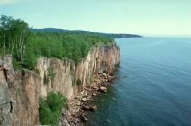 Lake Superior Cliff